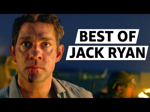 Jack Ryan Season 1 & 2 Best Scenes | Prime Video