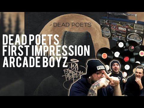 DEAD POETS - DJ FASTCUT | REACTION / SPUNTI DI RIFLESSIONE | FADA & BARLOW