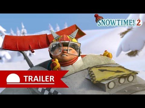 Snowtime! 2   Trailer   Simple Plan, Cyndi Lauper, Zack Lane, Cool Kids