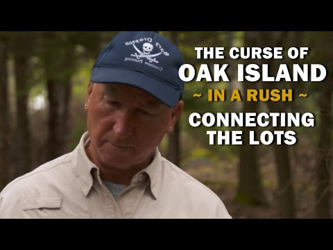 The Curse of Oak Island (In a Rush) | Season 8, Episode 10 | Connecting the Lots