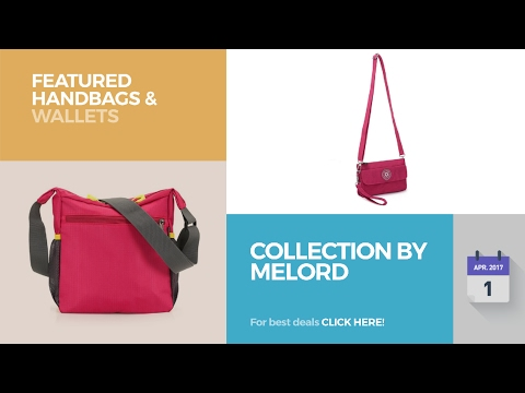 Collection By Melord Featured Handbags & Wallets