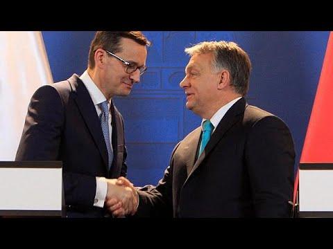 Μέτωπο Ουγγαρίας-Πολωνίας για τους μετανάστες