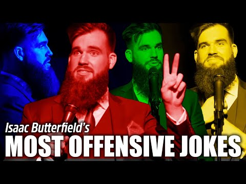 Isaac Butterfield's Most Offensive Jokes (Compilation)
