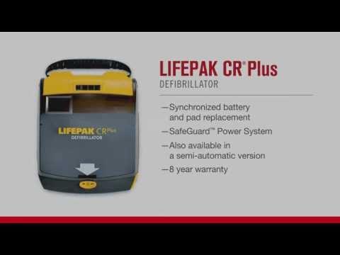 LIFEPAK CR Plus Demonstration Video
