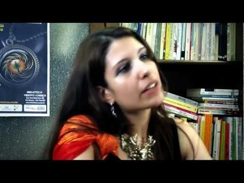 Amanda Reznor - Entrevista no Fantasticon (TV PodLer)
