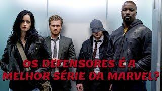 Já assisti toda a primeira temporada de Os Defensores, nova série da parceria Netflix/Marvel, e conto pra vocês se vale a pena...