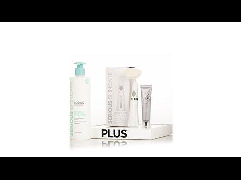 GlycolicCleanser PLUS PLUSH 80K Brush   Diffuse Skin Per...