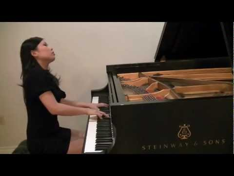 Adele – Skyfall (Artistic Piano Interpretation by Sunny Choi)