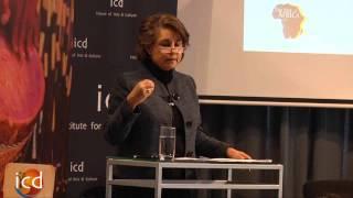 María Elena Agüero, Deputy Secretary General of the Club of Madrid