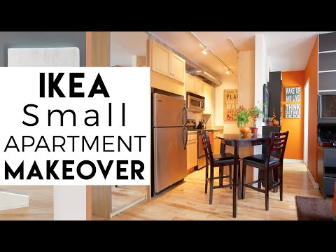 small - INSTAGRAM: rebeccarobeson Interior Design, Interior Decorating Ideas, IKEA, Tiny Spaces, Small Apartment, Small Space decorating ideas, The Smallest Apartmen...