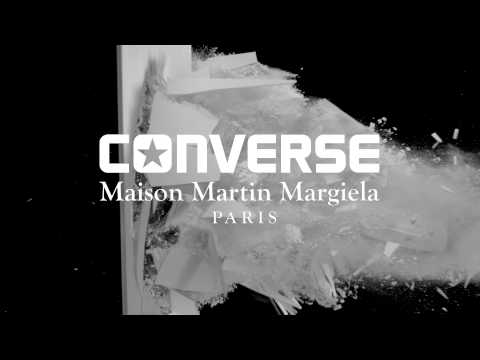 0 Maison Martin Margiela x CONVERSE Collection | Teaser Video
