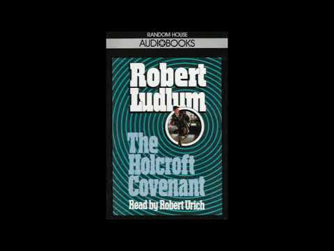 Robert Ludlum The Holcroft Covenant Audiobook