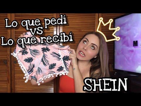 SHEIN/LO QUE PEDÍ vs LO QUE RECIBÍ HOUL- Maya Nazor