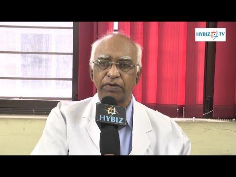 , G V Sudhakar-Osmania General Hospitals