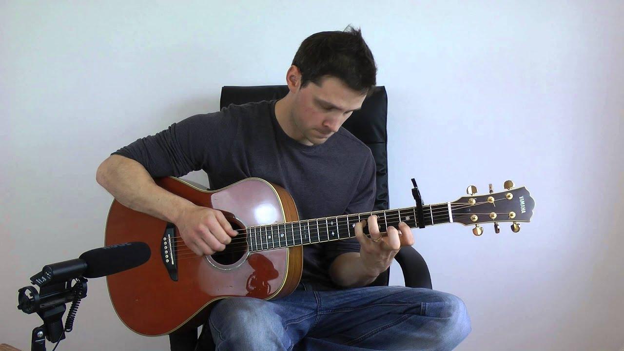Daft Punk – Get Lucky – Fingerstyle Guitar / Acoustic Interpretation