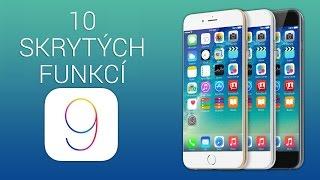 10 skrytých funkcí iOS 9, ios 9, ios, iphone, ios 9 ra mat