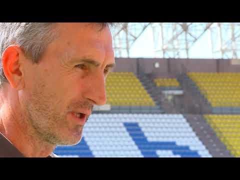 Большое интервью нового главного тренера «Тюмень» Игоря Меньщикова