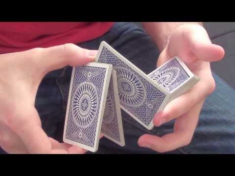 Sleight of Hand 101 | The Sybil Cut [Flourish] (Intermediate)