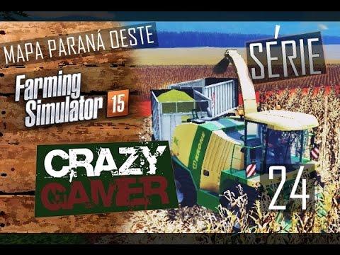 Farming Simulator 2015 - Nova Ensiladeira a Todo Vapor
