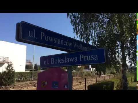 Wideo1: Przebudowa ul. Powstańców Wielkopolskich w Lesznie