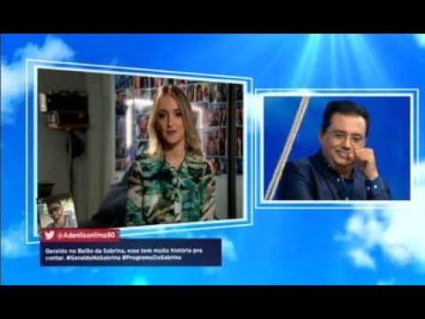 Mensagem de amor - Namorada de Geraldo Luís faz declaração de amor para o apresentador