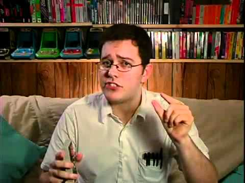 Angry Video Game Nerd №85 Street Fighter 2010