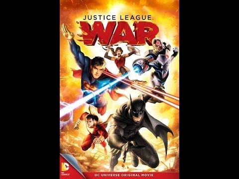 Justice League: War (2014) - Movie Review