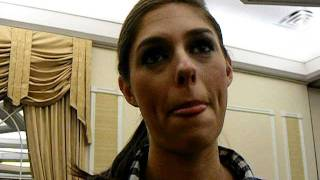 Abby Huntsman on her Father's Campaign 1-6-12.AVI