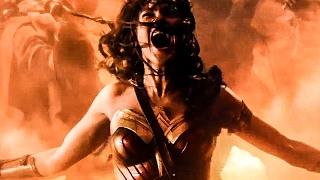Video WONDER WOMAN 'Fight' TV Spot Trailer (2017) MP3, 3GP, MP4, WEBM, AVI, FLV November 2017
