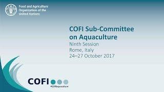 Ninth Session FAO COFI Sub-Committee on Aquaculture