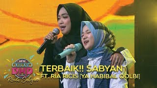 Download Video TERBAIK!! Sabyan Ft. Ria Ricis [YA HABIBAL QOLBI] - DMD Rindu Sabyan (20/11) MP3 3GP MP4