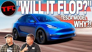 The New 2020 Tesla Model Y Will FLOP   No You're Wrong! by The Fast Lane Car