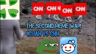 Holy crap this was tedious as hell to make but I did it within 4 or 5 hours. CNN vs 4Chan frontline Reddit and Pepe are under attack from CNN but 1 4chan ...