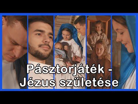 2019-12-22 Pásztorjáték 2019 - Jézus születése