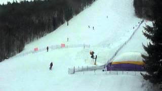Killington Superstar Webcam- Friday March 22, 2013