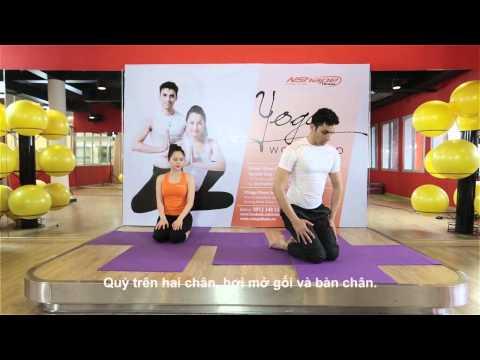 Bài tập Yoga 25 phút dành cho người mới tập