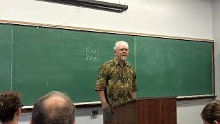 Richard Bulliet - History Of The World To 1500 CE (Session 8) - India, Greece&Iran