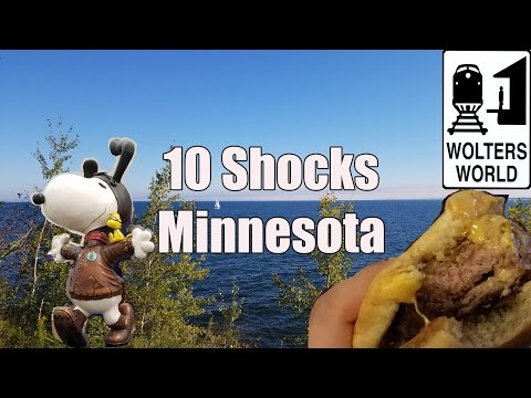 Visit Minnesota - 10 Things That Will SHOCK You About Minnesota (видео)