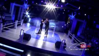 Arman Minasyan vs. Meri Mheryan,Hoy Tengo Ganas De Ti-The Voice of Armenia-The Battles Season 3