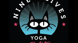 Nine Lives Yoga Rave Birdseye View Time Lapse