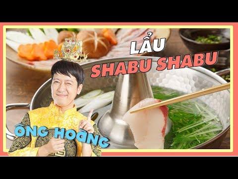 Ông Hoàng Trường Giang hướng dẫn ăn lẩu shabu shabu đúng cách - Thời lượng: 5 phút, 29 giây.