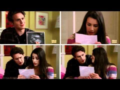 it's LOVE in Glee (видео)