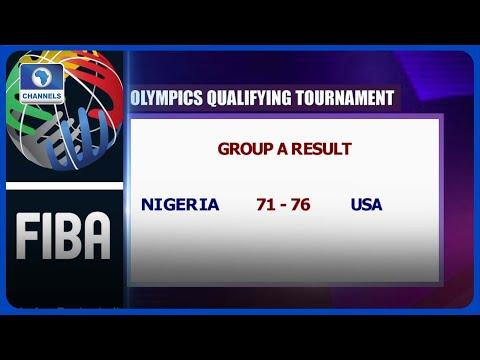 USA Beat Nigeria 76-71
