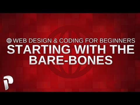 coding - Welcome to my new series, 'Web Design and Coding for Beginners'. It's pretty self explanatory, but today we're looking at setting up a document ready to buil...