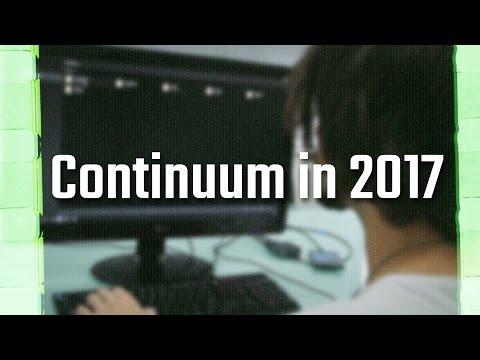 Continuum in 2017