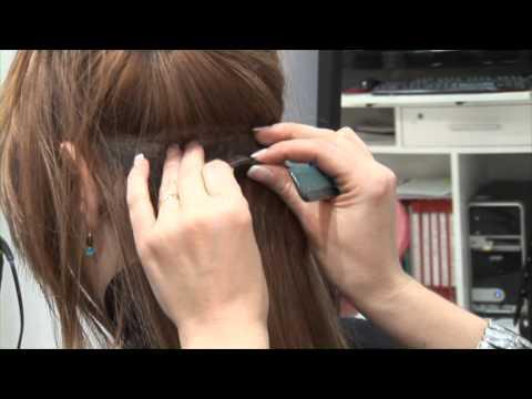 TUTORIAL EXTENSIONES: Cómo colocar unas extensiones de clip