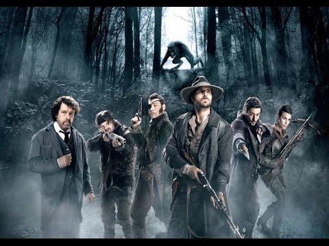 B - Movie Mania: Werewolf Among Us (2012)