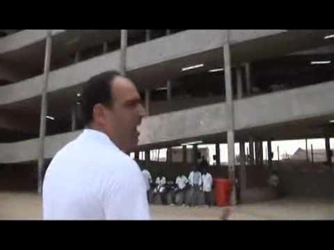 Angola Luanda -COMUNIDADE DOM BOSCO - TRABALHO SOCIAL NA LIXEIRA