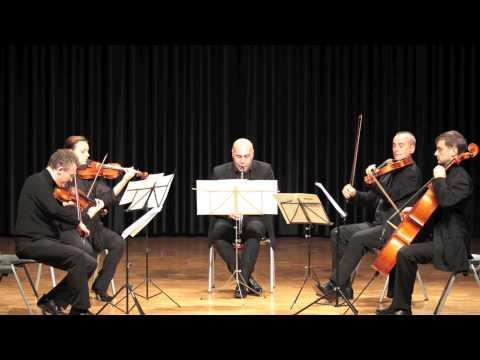 Aperitivi Musicali 2011/12 - Gianni Pirollo e Quartetto Elios 4-12-2011