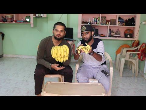 20 Banana Challenge | Haree Krishnaa | Vijay Immanuel | Ep 8